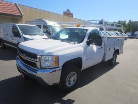 2008 Chevrolet Silverado 2500HD for sale at Norco Truck Center in Norco CA