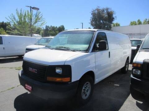 2011 GMC Savana Cargo for sale at Norco Truck Center in Norco CA