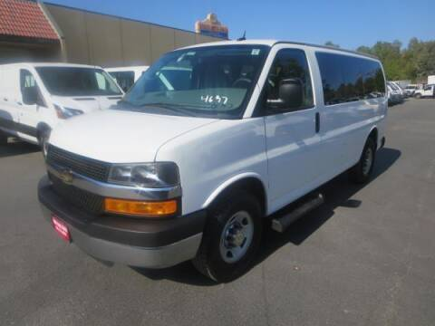 2014 Chevrolet Express Passenger for sale at Norco Truck Center in Norco CA