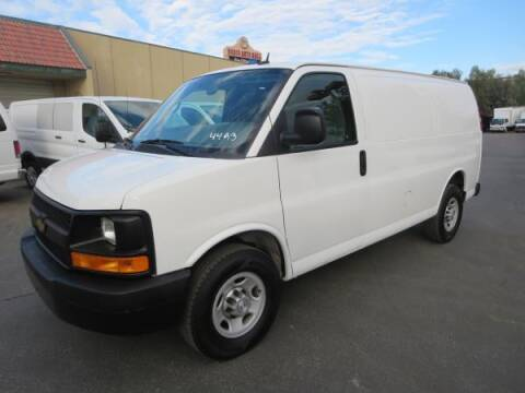 2015 Chevrolet Express Cargo for sale at Norco Truck Center in Norco CA
