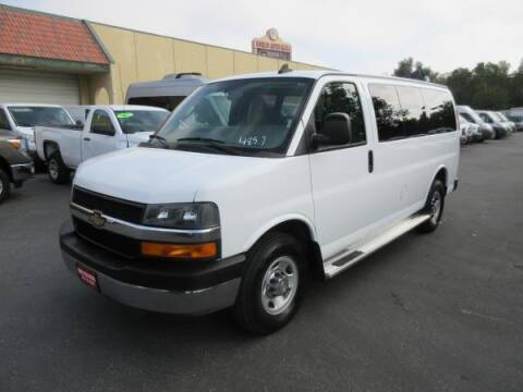 2016 Chevrolet Express Passenger for sale at Norco Truck Center in Norco CA