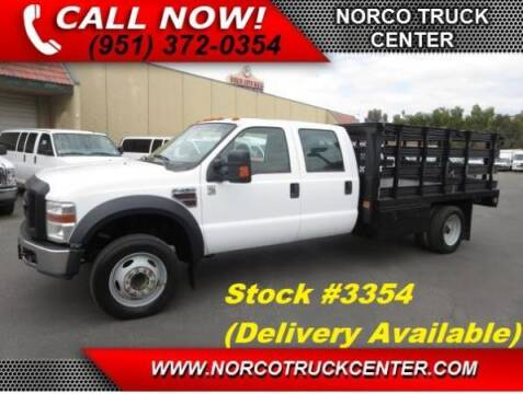2008 Ford F-450 Super Duty for sale at Norco Truck Center in Norco CA