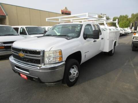 2012 Chevrolet C3500 4X4 for sale at Norco Truck Center in Norco CA