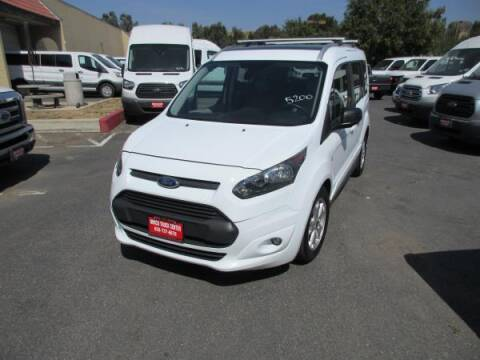 2015 Ford Transit Connect Wagon for sale at Norco Truck Center in Norco CA