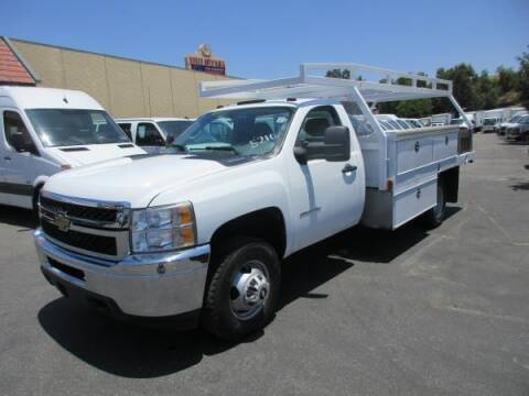 2011 Chevrolet C3500 4X4 for sale at Norco Truck Center in Norco CA
