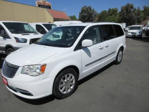 2013 Chrysler Town and Country for sale at Norco Truck Center in Norco CA