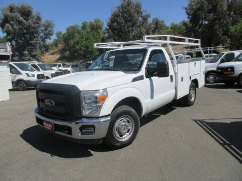 2013 Ford F-250 Super Duty for sale at Norco Truck Center in Norco CA