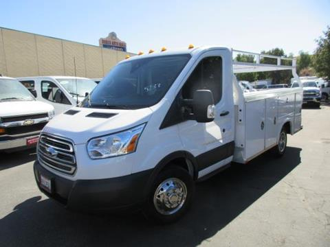 2015 Ford Transit Chassis Cab for sale in Norco, CA