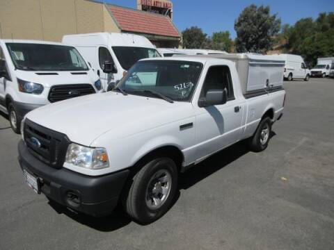 2011 Ford Ranger for sale at Norco Truck Center in Norco CA