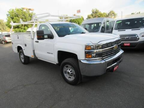 2015 Chevrolet Silverado 2500HD for sale at Norco Truck Center in Norco CA