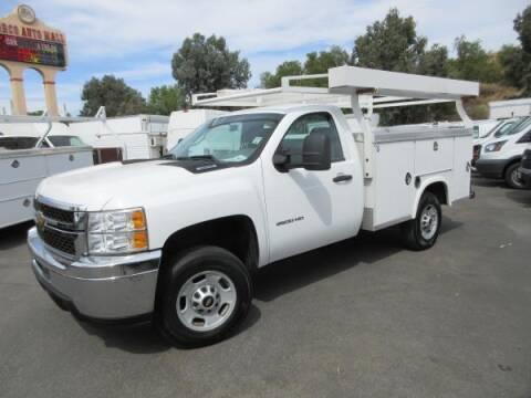 2014 Chevrolet Silverado 2500HD for sale at Norco Truck Center in Norco CA
