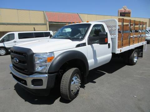 2015 Ford F-450 Super Duty for sale in Norco, CA