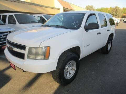 2007 Chevrolet Tahoe for sale at Norco Truck Center in Norco CA