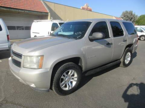 2009 Chevrolet Tahoe for sale at Norco Truck Center in Norco CA