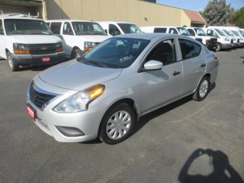2016 Nissan Versa for sale at Norco Truck Center in Norco CA