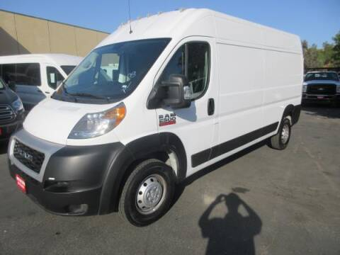 2019 RAM ProMaster Cargo for sale at Norco Truck Center in Norco CA