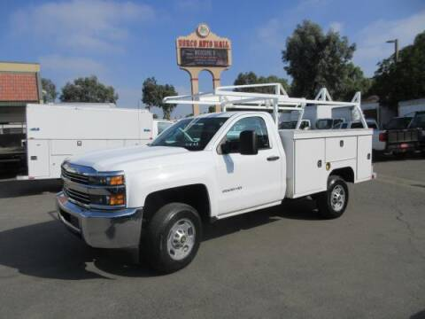 2016 Chevrolet Silverado 2500HD for sale at Norco Truck Center in Norco CA