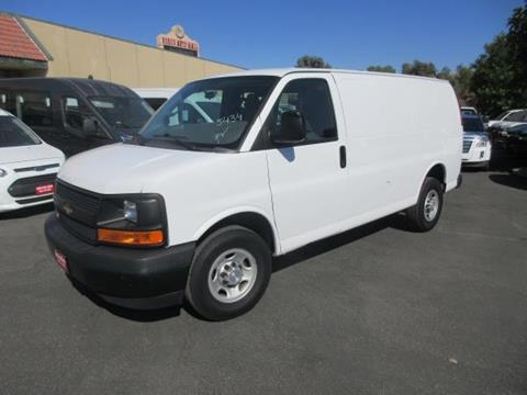 2017 Chevrolet Express Cargo for sale in Norco, CA