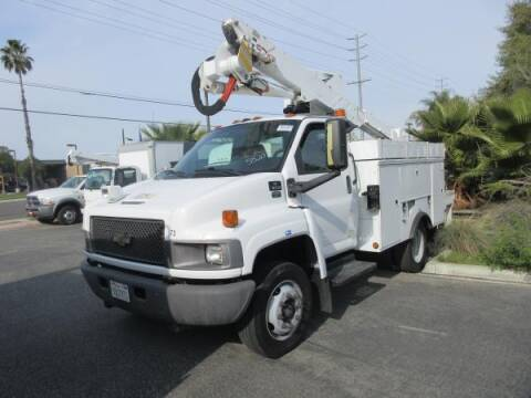 2007 Chevrolet C5500 for sale at Norco Truck Center in Norco CA