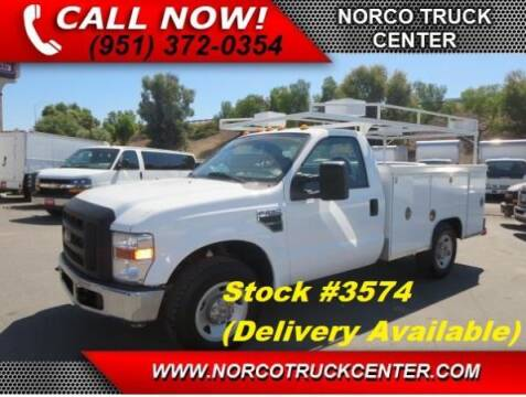 2009 Ford F-250 Super Duty for sale at Norco Truck Center in Norco CA