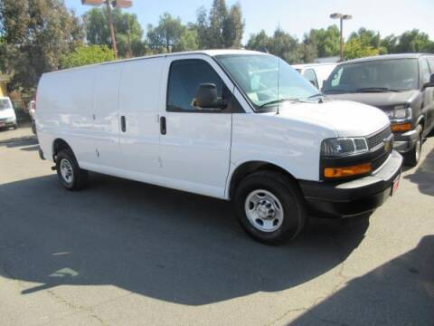 2019 Chevrolet Express Cargo 2500 for sale at Norco Truck Center in Norco CA