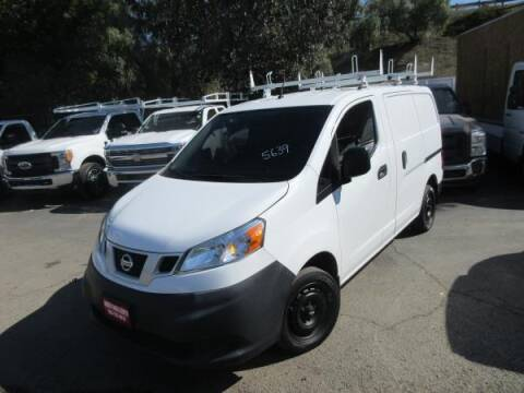 2017 Nissan NV200 S for sale at Norco Truck Center in Norco CA