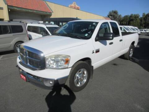 2008 Dodge Ram Pickup 3500 for sale at Norco Truck Center in Norco CA