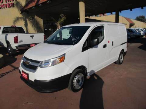 2017 Chevrolet City Express Cargo LS for sale at Norco Truck Center in Norco CA