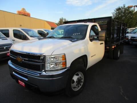 2013 Chevrolet Silverado 3500HD CC for sale at Norco Truck Center in Norco CA