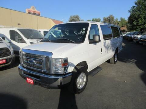 2013 Ford E-Series Wagon for sale at Norco Truck Center in Norco CA