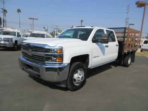 2017 Chevrolet Silverado 3500HD CC for sale at Norco Truck Center in Norco CA