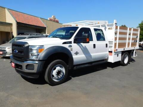 2016 Ford F-550 Super Duty for sale at Norco Truck Center in Norco CA