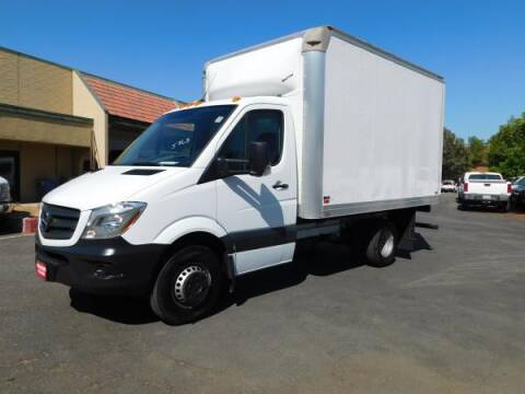 2017 Mercedes-Benz Sprinter Cab Chassis for sale at Norco Truck Center in Norco CA