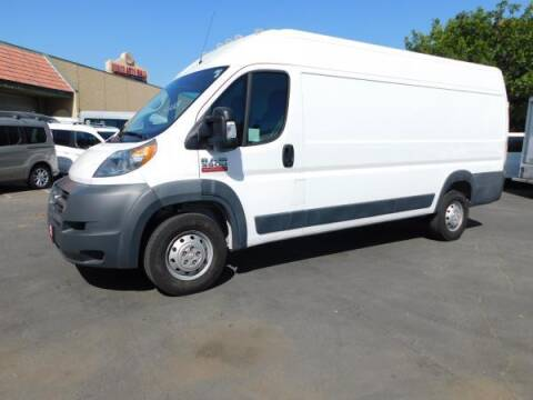 2018 RAM ProMaster Cargo for sale at Norco Truck Center in Norco CA