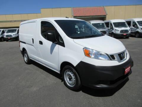 2015 Nissan NV200 for sale at Norco Truck Center in Norco CA