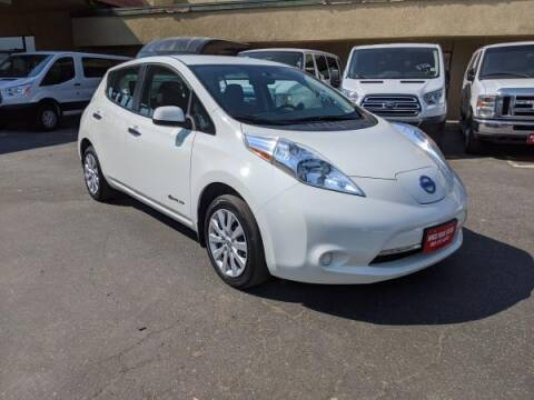 2017 Nissan LEAF for sale at Norco Truck Center in Norco CA