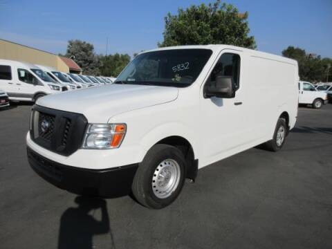 2014 Nissan NV Cargo for sale at Norco Truck Center in Norco CA