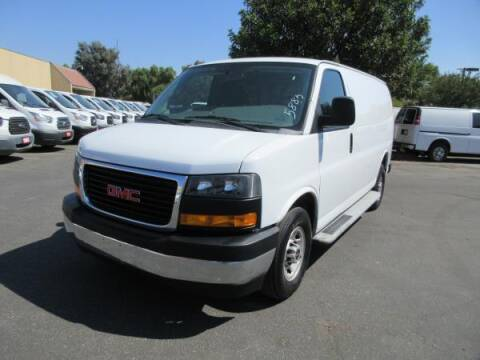 2018 GMC Savana Cargo for sale at Norco Truck Center in Norco CA