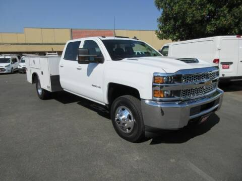 2019 Chevrolet C3500 DSL 4X4 for sale at Norco Truck Center in Norco CA