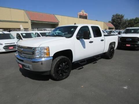 2013 Chevrolet Silverado 1500 for sale at Norco Truck Center in Norco CA