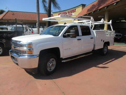 2018 Chevrolet Silverado 2500HD for sale at Norco Truck Center in Norco CA