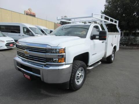 2017 Chevrolet Silverado 2500HD for sale at Norco Truck Center in Norco CA