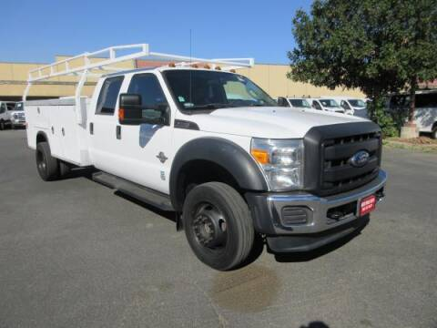 2014 Ford F-550 Super Duty for sale at Norco Truck Center in Norco CA