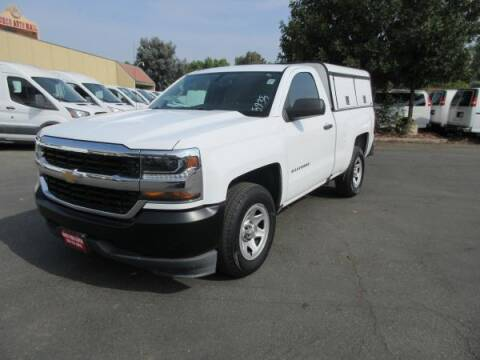 2016 Chevrolet Silverado 1500 for sale at Norco Truck Center in Norco CA