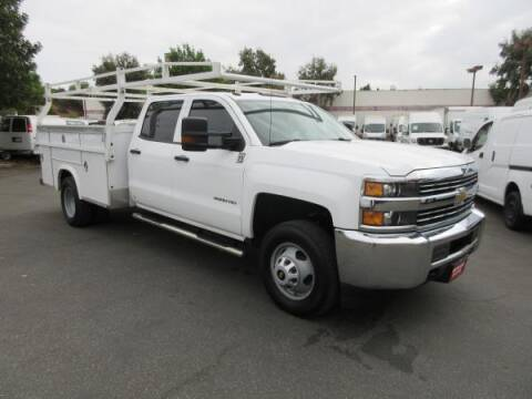 2016 Chevrolet Silverado 3500HD CC for sale at Norco Truck Center in Norco CA