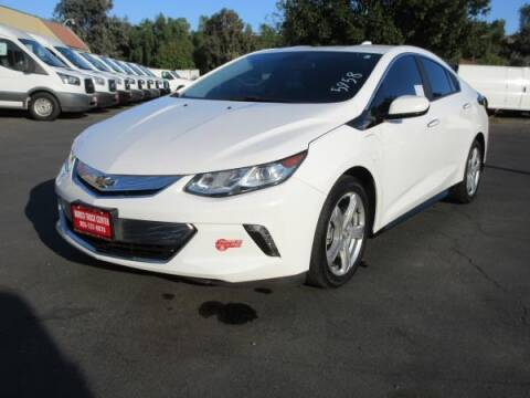 2017 Chevrolet Volt for sale at Norco Truck Center in Norco CA