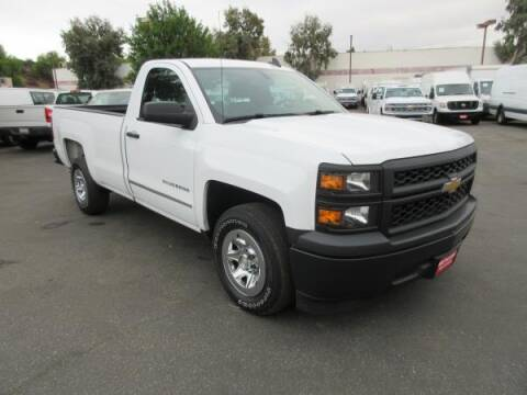 2015 Chevrolet Silverado 1500 for sale at Norco Truck Center in Norco CA