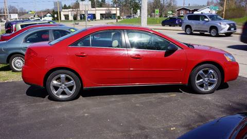 2006 Pontiac G6 for sale in Wautoma, WI