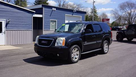 2007 GMC Yukon for sale in Wautoma, WI