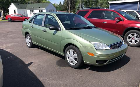 2007 Ford Focus for sale in Wautoma, WI